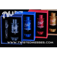 TWISTED MESSES RDA² LIGHT EN COULEUR