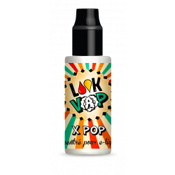 X-POP AROME CONCENTRE 30ML LOOK VAP