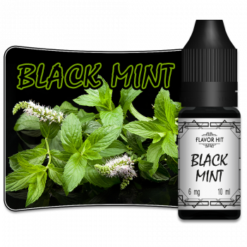 BLACK MINT - E-LIQUIDE 10ML FLAVOR HIT - LE GOUT DE LA VAP