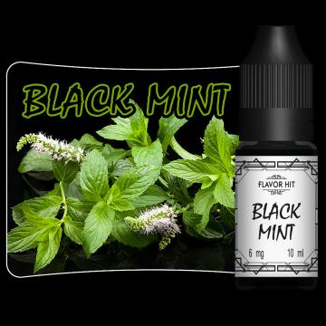 BLACK MINT - E-LIQUIDE 10ML FLAVOR HIT - LE GOUT DE LA VAP
