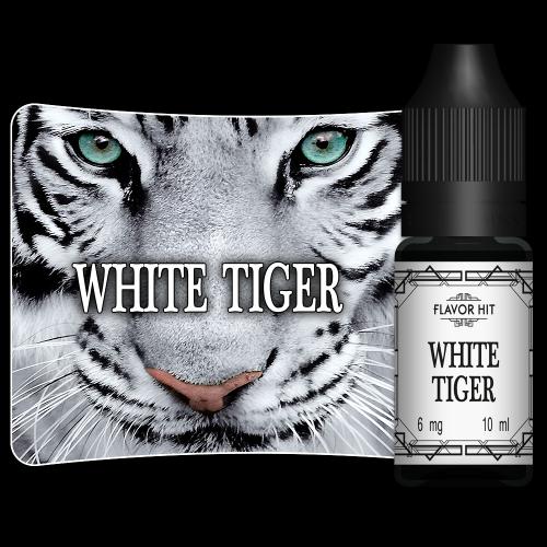 WHITE TIGER E-LIQUIDE PAR FLAVOR HIT - LE GOUT DE LA VAP