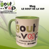 TASSE / MUG LE GOUT DE LA VAP
