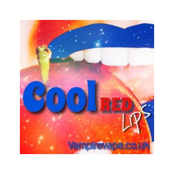 COOL RED LIPS AROME CONCENTRE - LE GOUT DE LA VAP