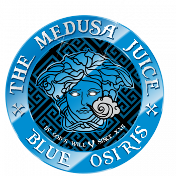 MEDUSA BLUE OSIRIS