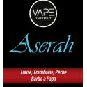 REFILL - ASERAH - VAPE INSTITUT - LE GOUT DE LA VAP