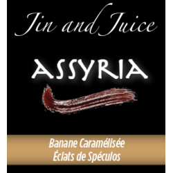 REFILL ASSYRIA JIN AND JUICE