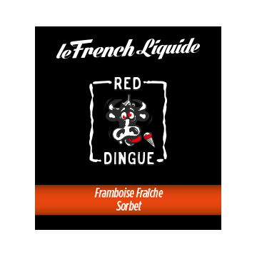 REFILL - LE FRENCH LIQUIDE - RED DINGUE