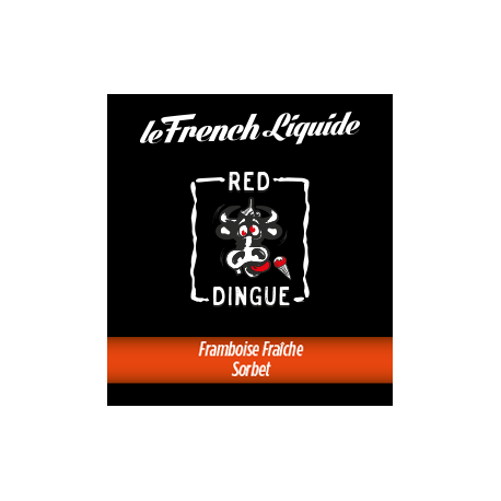 REFILL - LE FRENCH LIQUID - RED DINGUE