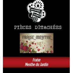 REFILL - FRAISE MENTHE - MECANIQUE DES FLUIDES