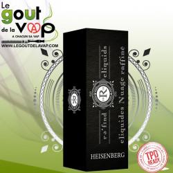 HAWKING (HEISENBERG) - REFIND 10ML - LE GOUT DE LA VAP