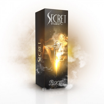 ROOM 10ML E-LIQUIDE SECRET FLAVOR HIT