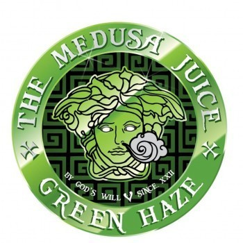 GREEN HAZE 30ML MEDUSA FRANCE E-LIQUIDE LE GOUT DE LA VAP