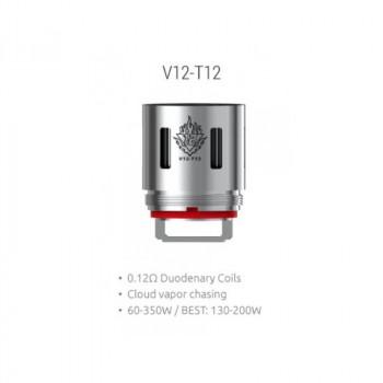 V12-T12 PACK 3 RESISTANCE TFV12