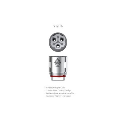 V12-T6 PACK 3 RESISTENACE TFV12