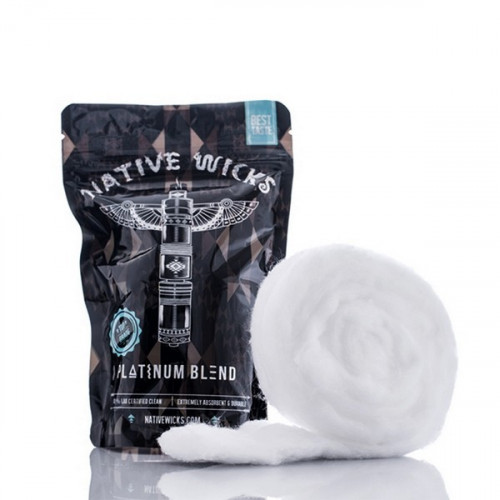 COTON NATIVE WICKS PLATINIUM BLEND