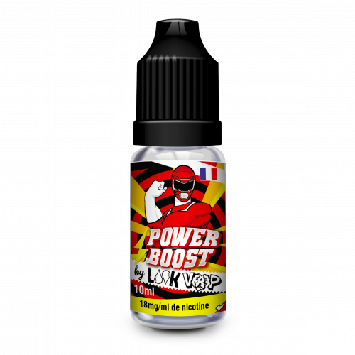 POWER BOOST 18MG