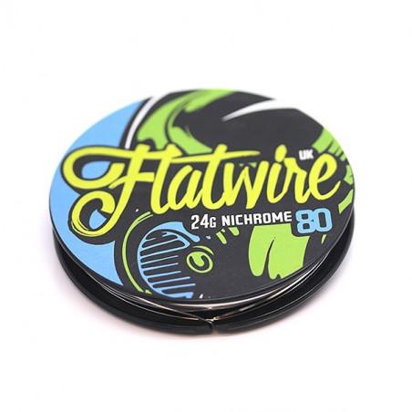 NICHROME N80 FLATWIREUK - LE GOUT DE LA VAP