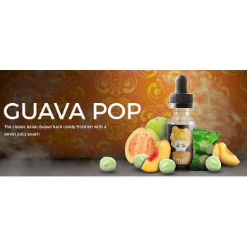 GUAVA POP E-LIQUIDE 50ML THE MAMASAN