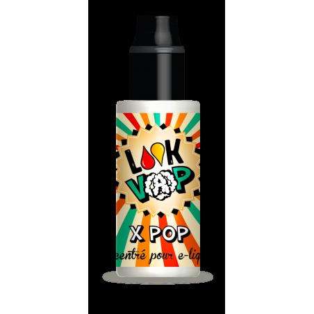X-POP AROME ULTRA CONCENTRE 10ML LOOK VAP - LE GOUT DE LA VAP