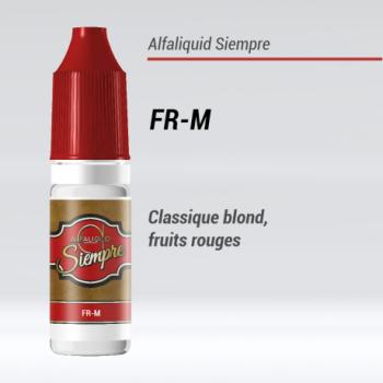 FR-M E-LIQUIDE SIEMPRE - ALFALIQUID 50/50 - LE GOUT DE LA VAP