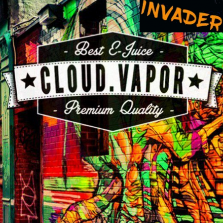 INVADER AROME CONCENTRE 10ML CLOUD VAPOR - LE GOUT DE LA VAP