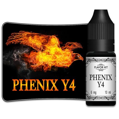 PHENIX Y4 - FLAVOR HIT
