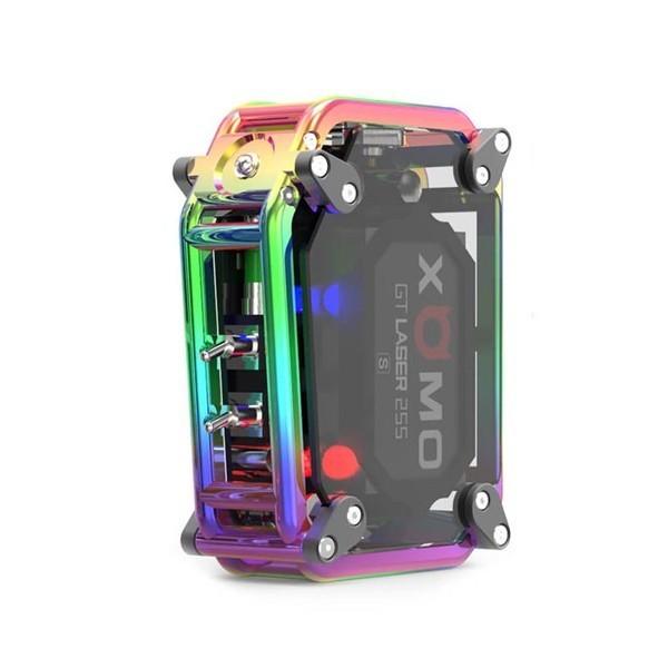 Souvent GT LASER 255S 150W BOX MOD TC PAR XOMO CIGARETTE ELECTRONIQUE SP54