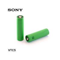 Accu VTC5 Sony 2600 mAh - CIGARETTE ELECTRONIQUE LE GOUT DE LA VAP