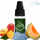 GREENY PEACH EN 10ML E-LIQUIDE WINK LIQUIDE RECHARGE CIGARETTE ELECTRONIQUE