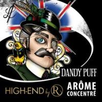 DANDY PUFF ARÔME CONCENTRÉ LA GAMME HIGH-END REVOLUTE