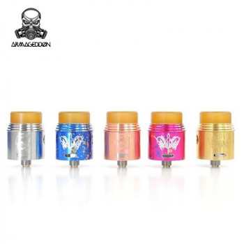 RAPTURE RDA 24MM - ARMAGEDDON MFG