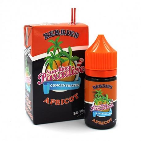 Concentre Berries Apricot 30ml Sunshine Paradise