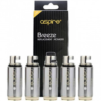 PACK 5 RESISTANCES BREEZE ASPIRE