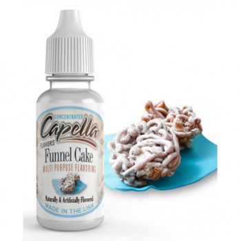 Funnel cake - CAPELLA