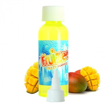 CRAZY MANGO FRUIZEE 50ML 0 MG