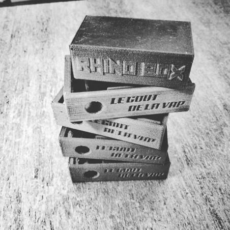 RHINO BOX V2 HYBRIDE EN BF ET OU PARALLELE EDITION LE GOUT DE LA VAP