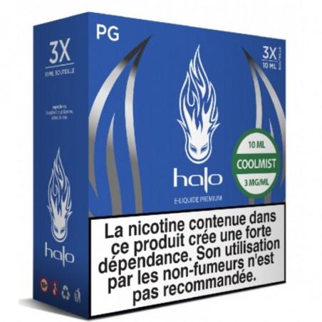 COOLMIST HALO 3X10ML E-LIQUIDE USA - LE GOUT DE LA VAP