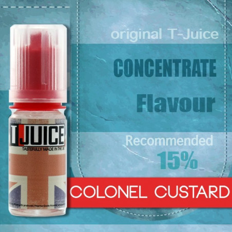 COLONEL CUSTARD 10ML AROME CONCENTRE T JUICE - LE GOUT DE LA VAP
