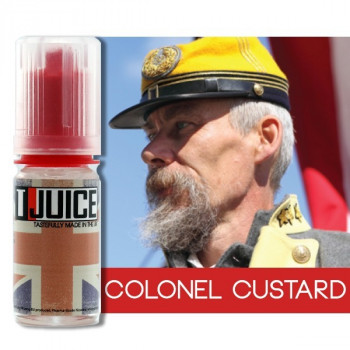 COLONEL CUSTARD E-LIQUIDE T JUICE