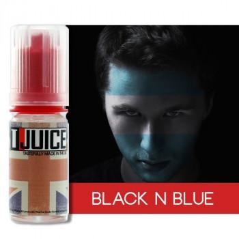 BLACK N BLUE E-LIQUIDE T JUICE - LE GOUT DE LA VAP