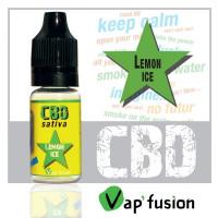LEMON ICE E-LIQUIDE CBD VAP FUSION