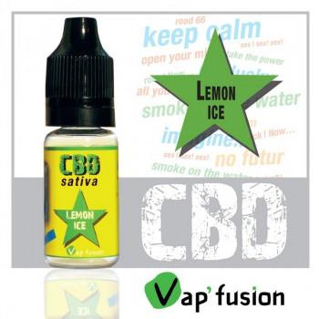 LEMON ICE E-LIQUIDE CBD VAP FUSION - LE GOUT DE LA VAP