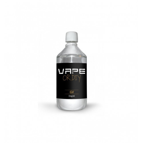 BASE VAPE OR DIY E-LIQUIDE - REVOLUTE