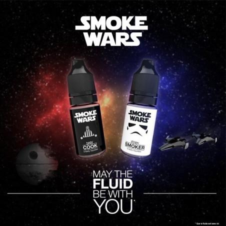 E-LIQUIDE DARK COOK - SMOKE WARS - E.TASTY - LE GOUT DE LA VAP