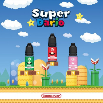 E-LIQUIDE DARIO - GAME OVER - E.TASTY - LE GOUT DE LA VAP