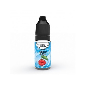 E-LIQUIDE CRAZY LIPS - SUMMER SPICY - E.TASTY - LE GOUT DE LA VAP
