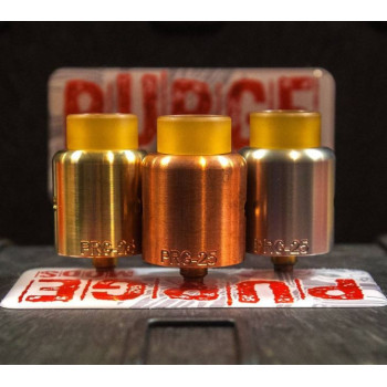 DRIPPER PRG 25 - PURGE MODS