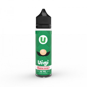 E-LIQUIDE UIGI 50ML - GAME OVER - E.TASTY - LE GOUT DE LA VAP