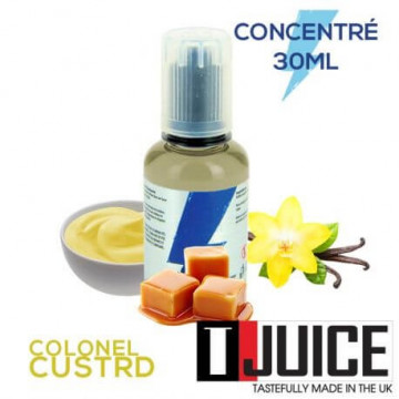 COLONEL CUSTARD 30 ML AROME CONCENTRE T-JUICE
